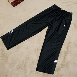 ADIDAS mens vintage snapdown warm-up pants. Jogger